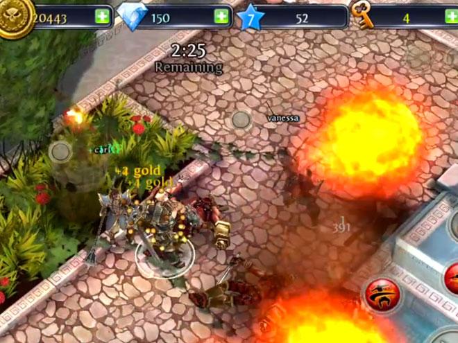 Dungeon Hunter 3 se dévoile rapidement en vidéo