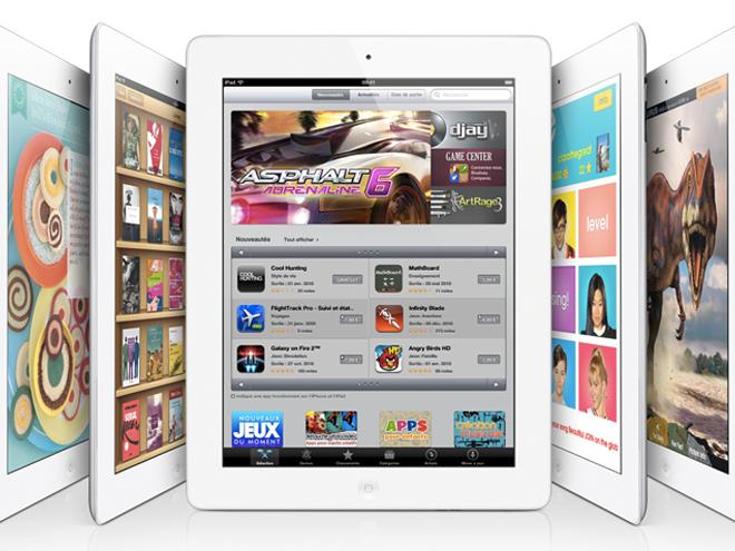 iPad 3 : la production d'un écran HD aurait commencé