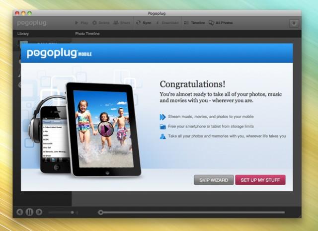Pogoplug se lance dans le stockage en ligne