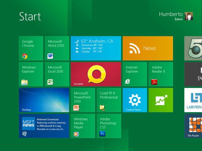 Windows 8 pour août 2012, Windows 9 pour novembre 2014