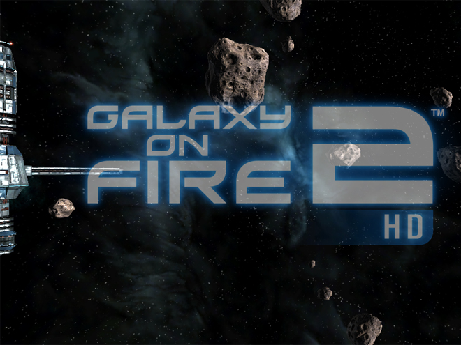 Galaxy on Fire 2, le Freelancer de l'iPhone