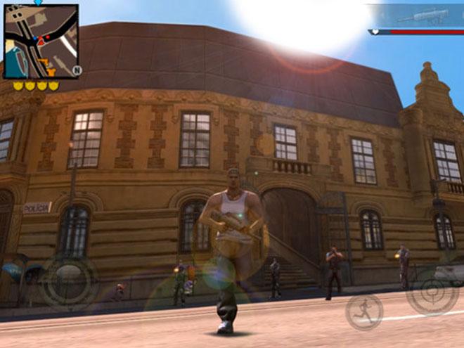 Gangstar Rio City of Saints disponible sur iPhone et iPad