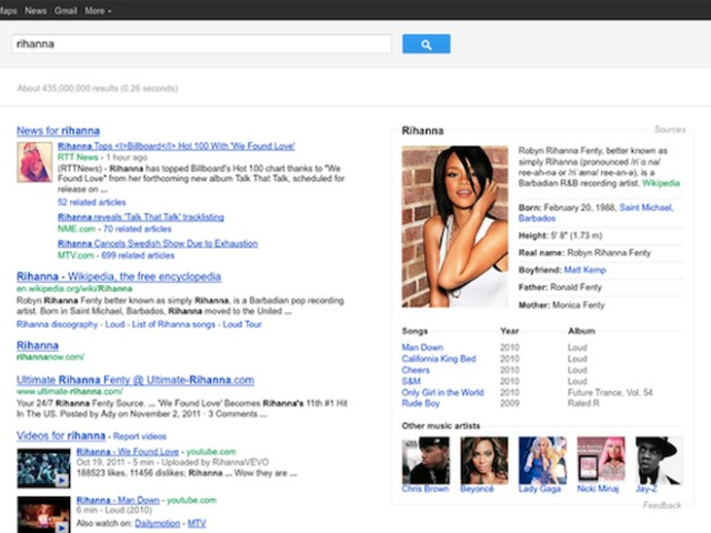 Google Sources, bientôt un bloc informatif sur nos requêtes dans Google ?