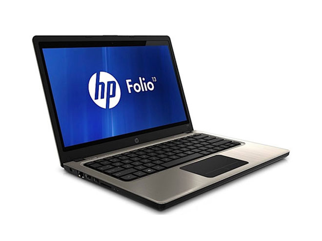 HP Folio 13, le premier ultrabook de HP