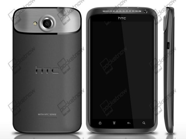 HTC Edge : le premier mobile à quatre coeurs ?