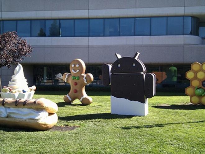 HTC, la liste des terminaux qui profiteront de Ice Cream Sandwich