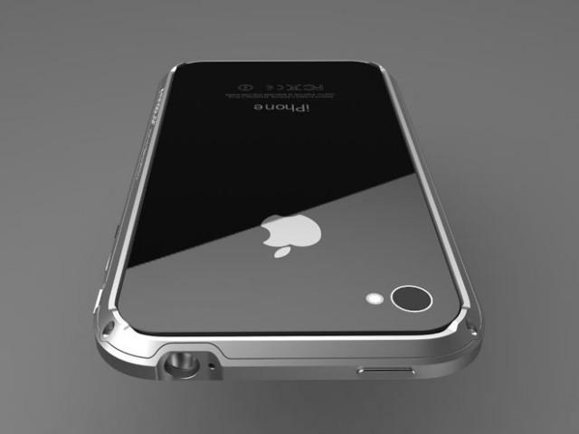 i+Case : un bumper en aluminium pour iPhone 4 / iPhone 4S