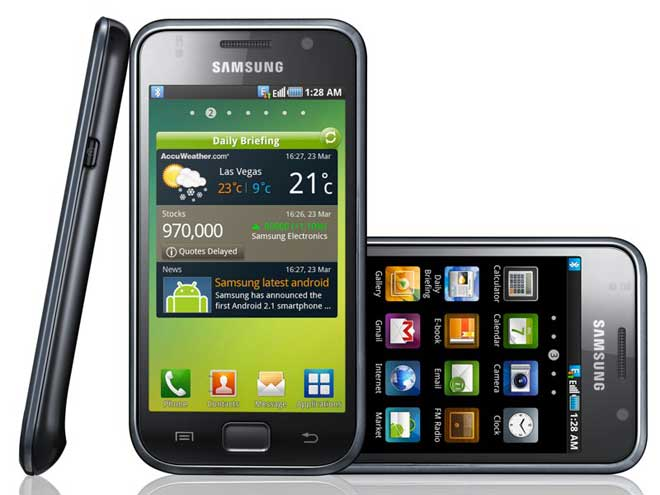Le Samsung Galaxy S pourra faire tourner Ice Cream Sandwich
