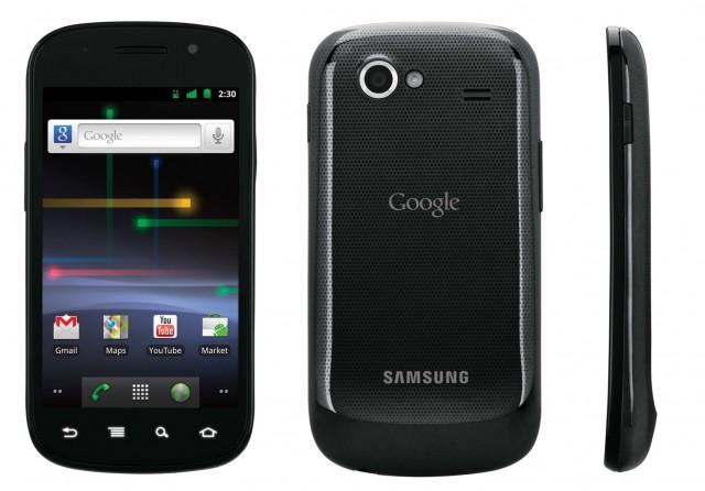 Ice Cream Sandwich disponible sur le Nexus S