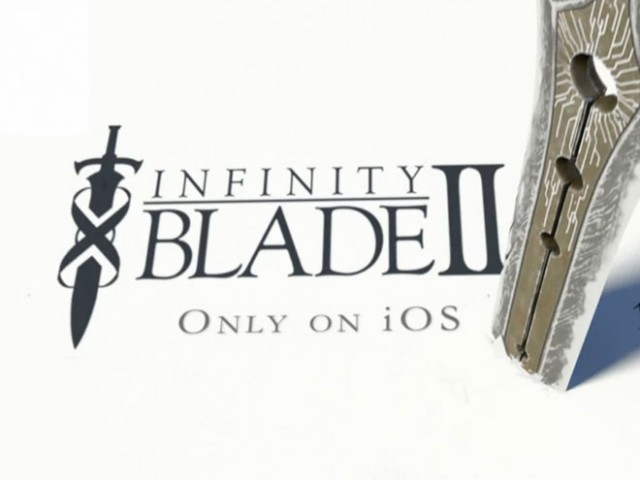 Infinity Blade 2, le trailer officiel