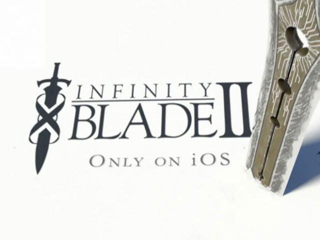 Infinity Blade 2, le trailer officiel