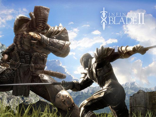 Infinity Blade 2 sera disponible dans quelques heures !
