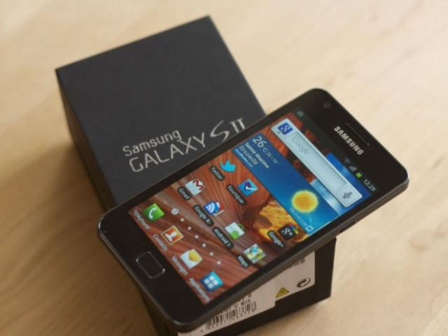 Comment installer officieusement Ice Cream Sandwich sur le Galaxy S 2