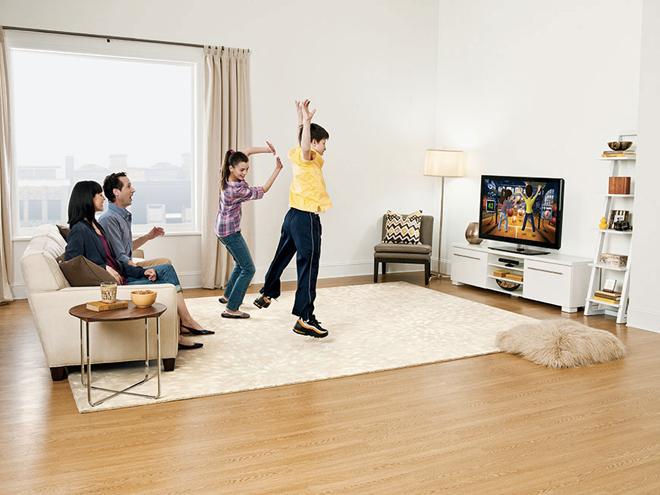 Kinect sur PC en 2012