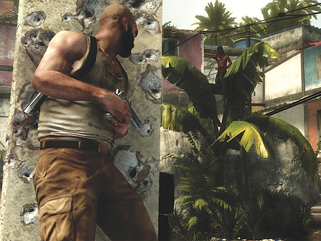 Max Payne 3 : un making of pour patienter