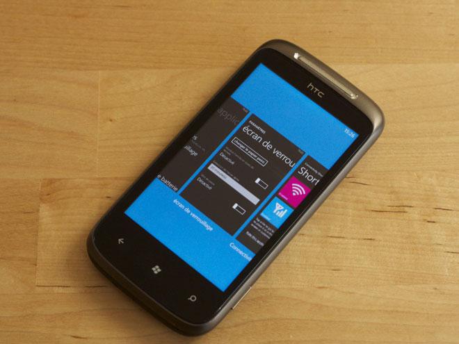 Windows Phone 7 : 40.000 applications et une mise à jour
