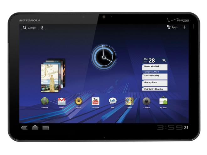 Motorola Xoom 2 : arrivée en France avant la fin de l'année