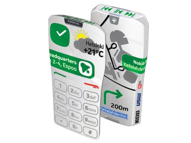 Nokia Gem, un concept de mobile entièrement tactile