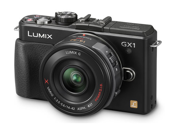 Panasonic a officialisé son Lumix GX1