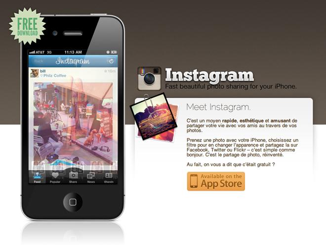 Instagram : vers le partage de vidéos