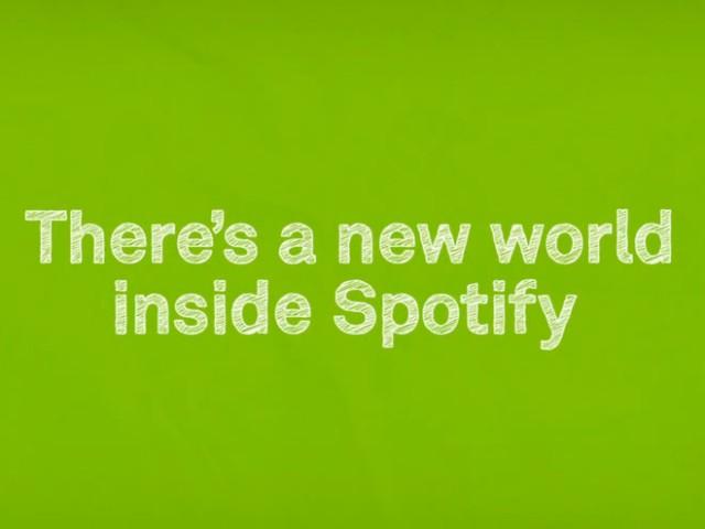 Spotify : la plateforme d'applications est là