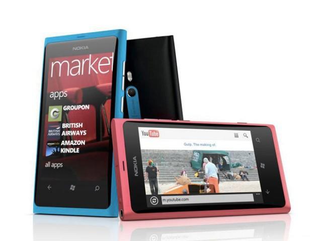Des problèmes d'autonomie pour le Nokia Lumia 800