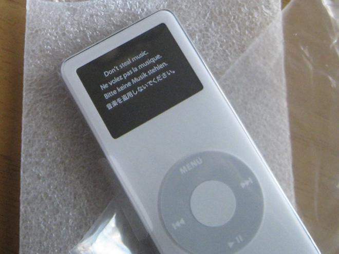 Remplacement de l'iPod Nano 1G : Apple ne vous fera pas de cadeau