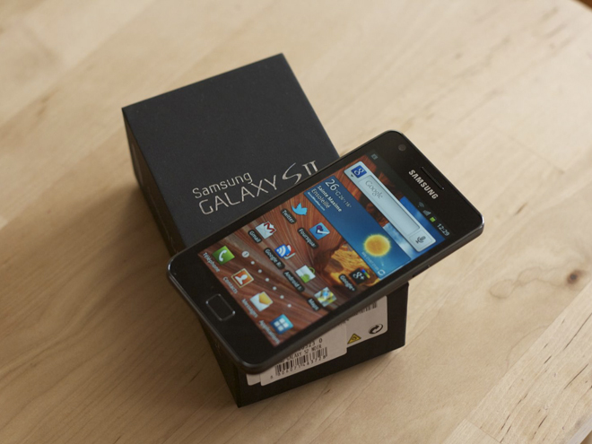 Un Samsung Galaxy S 2 overclocké à 1.8 Ghz