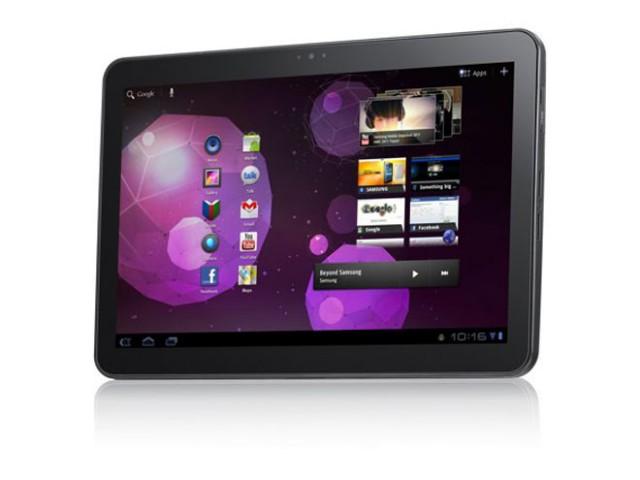 Samsung Galaxy Tab 10.1N, un nouveau design pour contourner les interdictions de vente