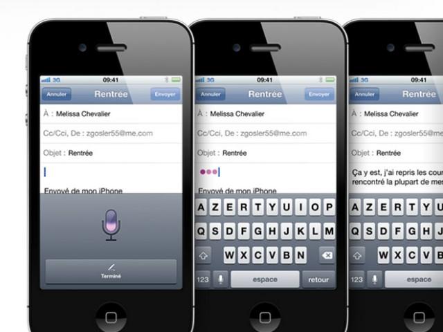 Apple travaillerait sur le portage de Siri sur l'iPhone 4