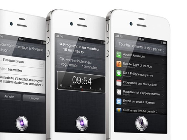 Apple : Siri restera une exclusivité de l'iPhone 4S
