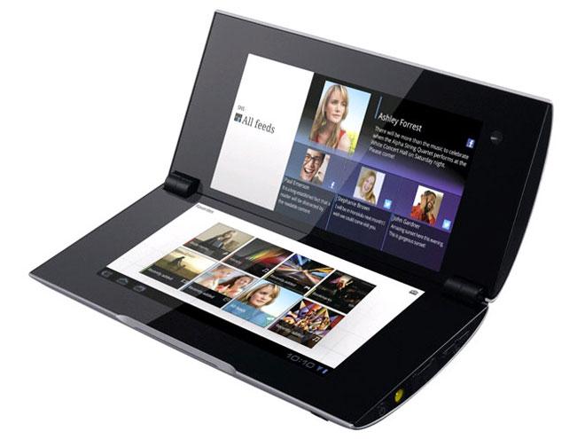 Sony Tablet P : elle est arrivée !