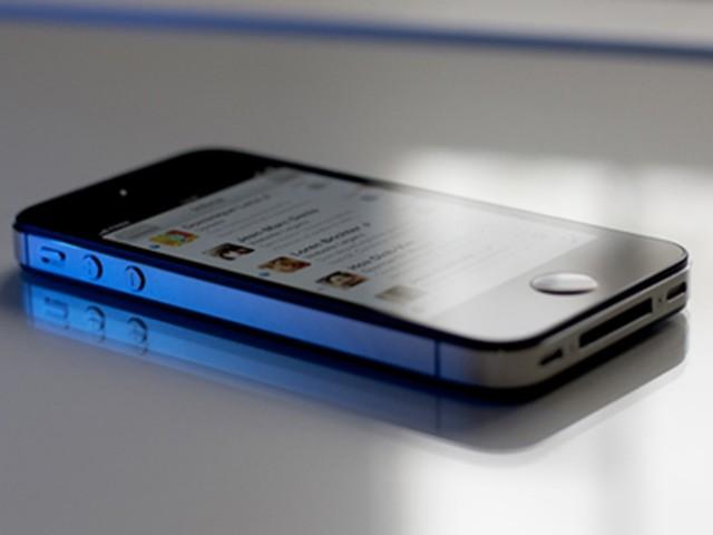 Sparrow sur iPhone : la première photo