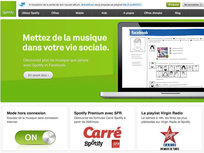 Spotify enfin disponible en Suisse et en Belgique ! Et aussi en Autriche !