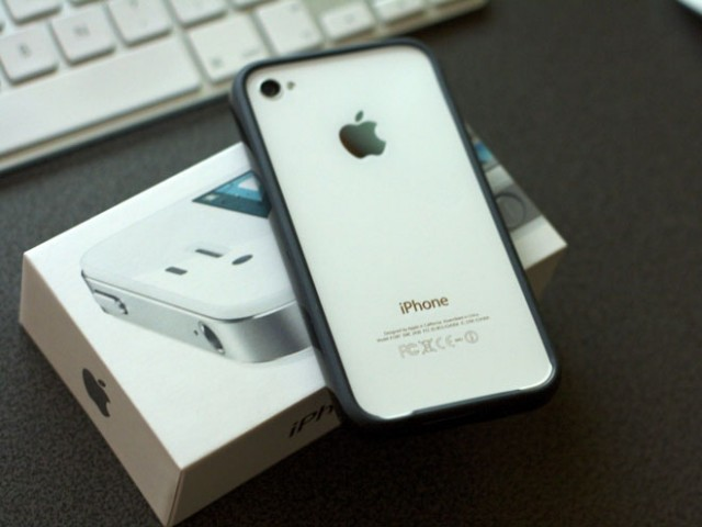 Test (rapide) du capteur vidéo de l'iPhone 4S