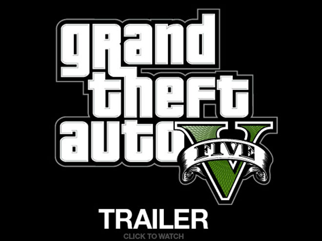 GTA 5 : le trailer officiel !