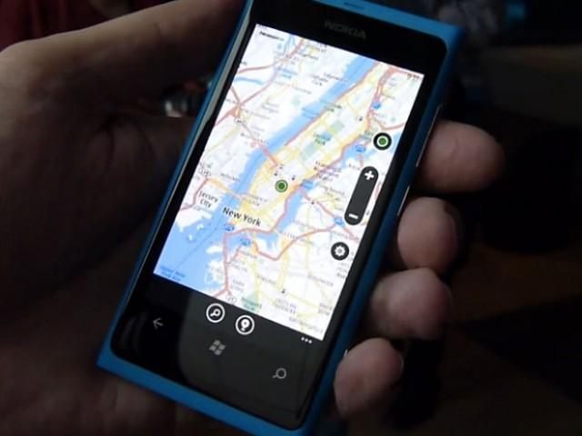 Nokia Drive bientôt sur tous les Windows Phones