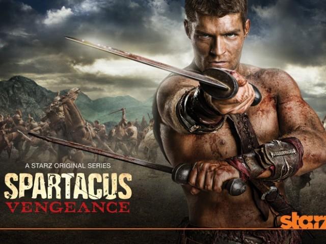 Spartacus Vengeance : une nouvelle bande annonce