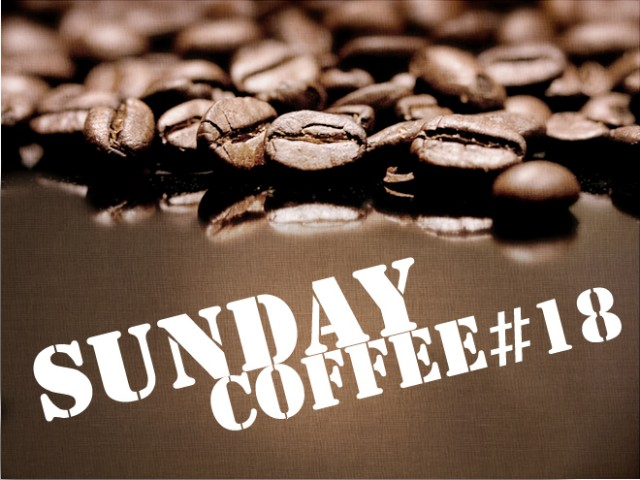 Sunday Coffee #19 : inside LeWeb'11