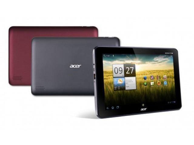 Acer Iconia Tab A200 : une tablette à partir de 329 €