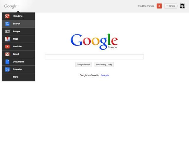 Comment activer la nouvelle Google Bar