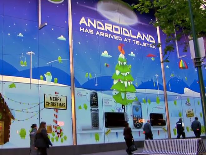 Une promenade dans Androidland, une boutique entièrement dédiée à Android