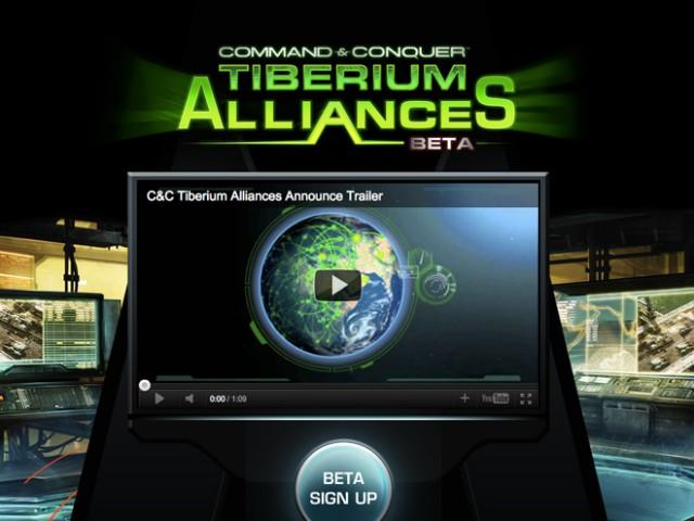 Command & Conquer bientôt dans ton navigateur
