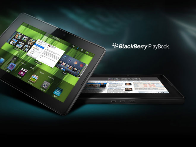 Dingleberry roote votre BlackBerry Playbook