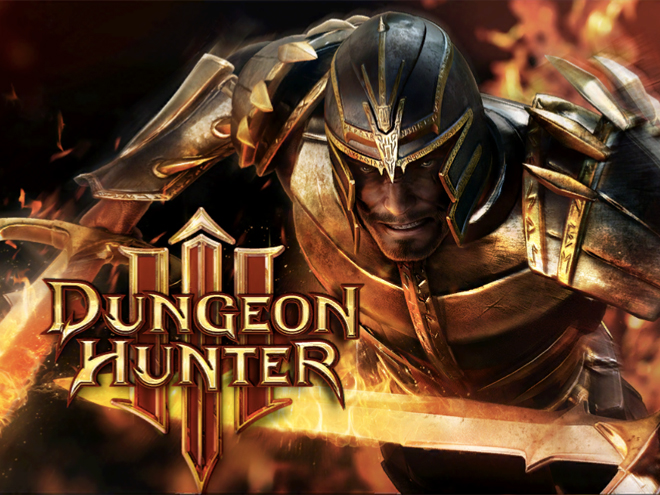 Test : Dungeon Hunter 3 sur iPhone