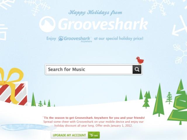 Bientôt la fin pour Grooveshark ?