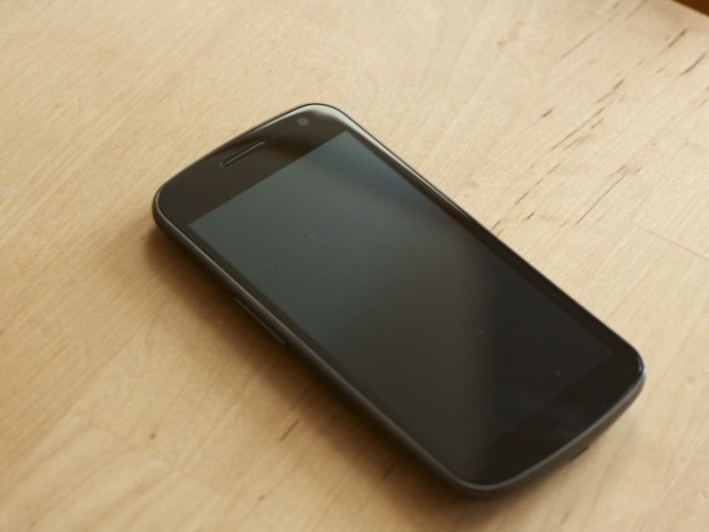 Test : Galaxy Nexus