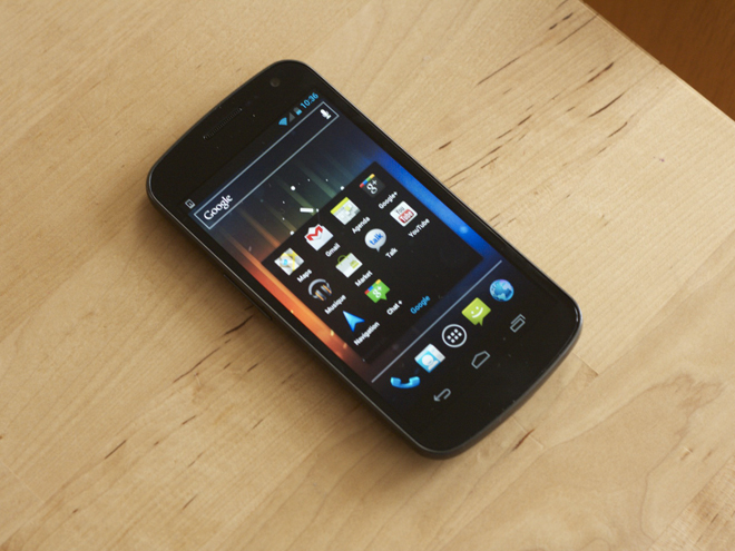 Comment installer manuellement Ice Cream Sandwich sur le Nexus S