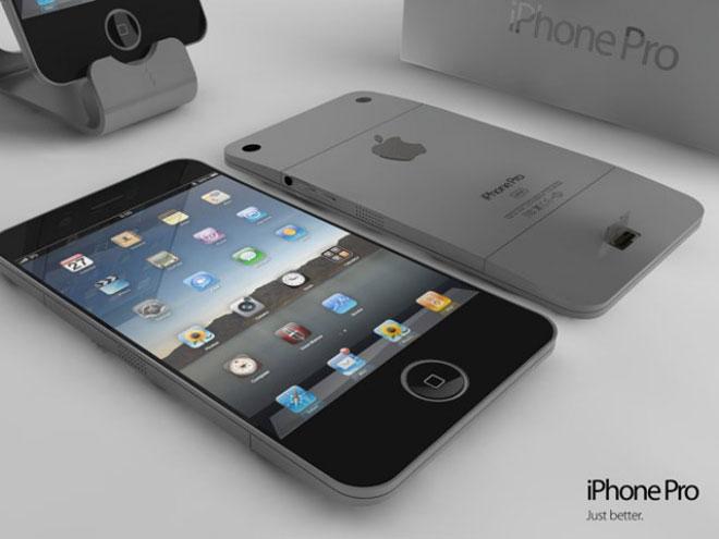 Apple serait en train de tester un iPhone Quad-Core avec écran 720p