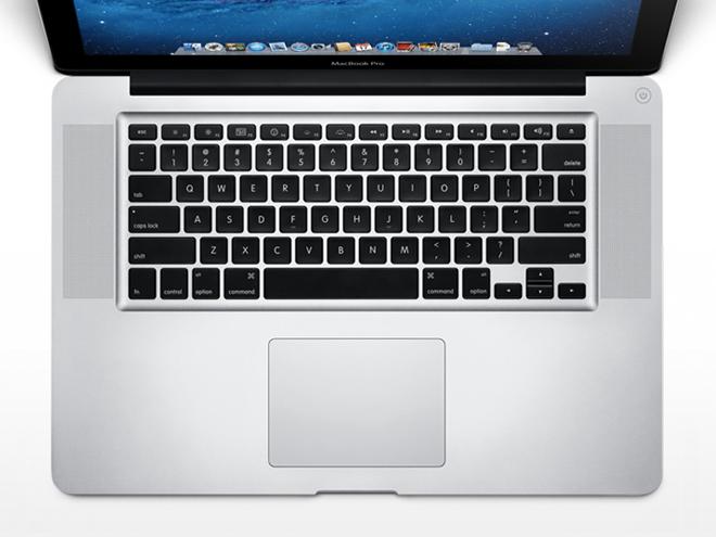 Un MacBook Pro Retina Display avec résolution de 2880 par 1800 pour 2012 ?